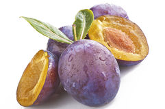 Free Plums Stock Photos - 25765893
