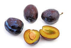Plums Royalty Free Stock Photo