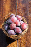 Plums Stock Photo