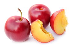 Plums, plum Royalty Free Stock Photo