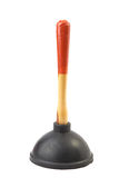 Plunger  vertically Royalty Free Stock Photos