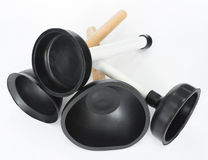 Plungers Royalty Free Stock Photography