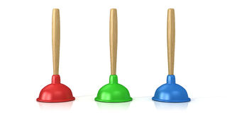 Plungers Stock Images