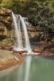Plunging Douglas Falls Stock Image