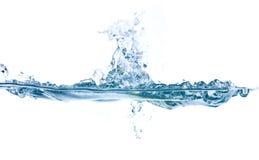 pluśnięcie woda Obraz Royalty Free