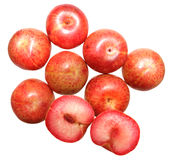 Pluot Plum Royalty Free Stock Photography