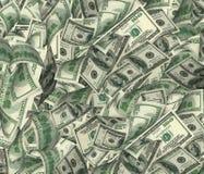 Plus d'argent Image libre de droits