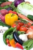 Plus de légumes Photo libre de droits