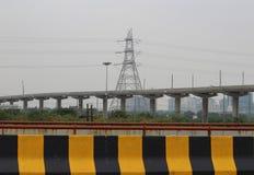 Plus grand Noida photographie stock libre de droits