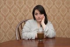 Plus Size Woman Stock Photo