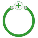 Plus symbol Royalty Free Stock Image