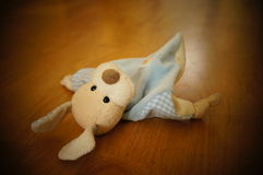Plush dog Royalty Free Stock Photo