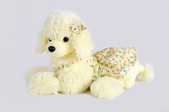 Plush dog toys Stock Photography