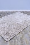 Plush Floor Rug Royalty Free Stock Image