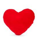 Plush heart Stock Photo