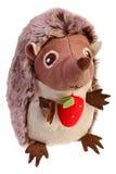 Plush hedgehog toy Royalty Free Stock Photos
