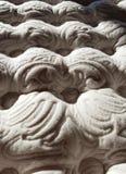 Plush mattress Stock Image