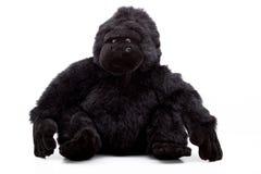 A plush monkey Stock Photography