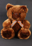 Plush teddy bear  Stock Photo