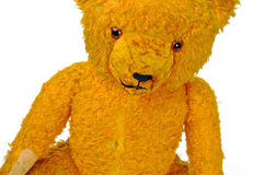 Plush teddy bear Stock Image