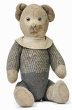 Old Teddy Bear Stock Photo