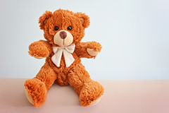 Plush Teddy Bear toy Royalty Free Stock Photography