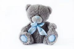 Plush toy bear Stock Image