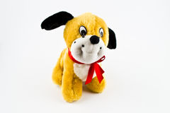 Plush toy for children - Dog Stock Image