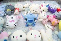 Plush toys Stock Image