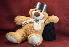Plush toys Royalty Free Stock Image