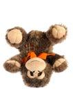 Plushy игрушка обезьяны стоковые фотографии rf