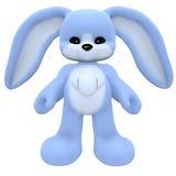 plushy кролик Стоковая Фотография