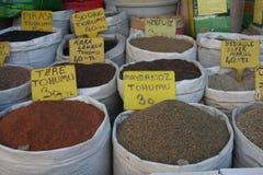 Plusieurs graines Photos libres de droits