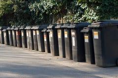 Plusieurs tonnes de déchets organiques Photographie stock