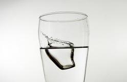 plusk wody zdjęcie royalty free
