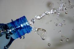 plusk wody zdjęcie stock