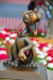 Pluto άγαλμα Στοκ φωτογραφία με δικαίωμα ελεύθερης χρήσης