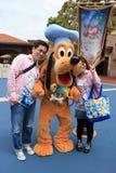 Pluto på Tokyo DisneySea arkivbild