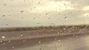 pluvieux Photo libre de droits