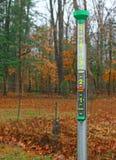 Pluviometro Fotografie Stock Libere da Diritti