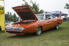 1970 Plymouth Royalty-vrije Stock Afbeeldingen