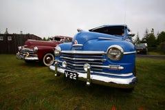 Plymouth 1947 Lizenzfreies Stockfoto