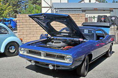 Plymouth-Barracuda Stock Afbeeldingen