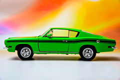 Plymouth barracuda 1969 Royaltyfri Fotografi