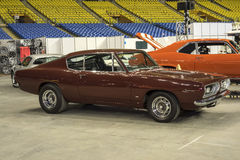 Plymouth barracuda Royalty Free Stock Photos