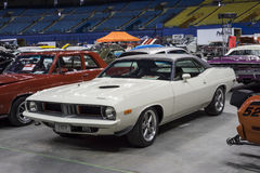 Plymouth barracuda Royalty Free Stock Photo