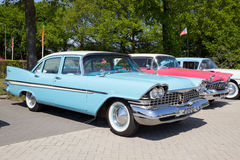 1959 Plymouth-Belvedere Stock Fotografie