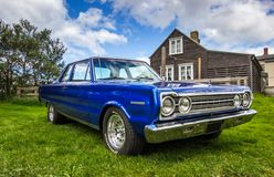 1967 Plymouth Belvedere Royalty Free Stock Photography