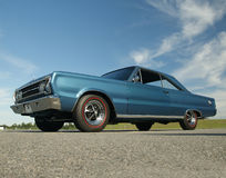 1967 Plymouth-Belvedere GTX Royalty-vrije Stock Foto's