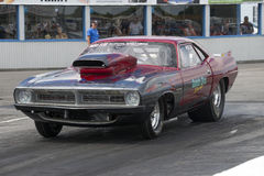 Plymouth cuda Stock Images